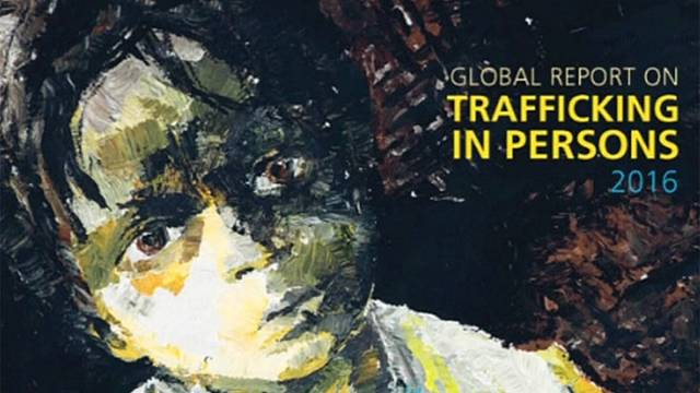 ONU revela que aumentou o número de vítimas de tráfico humano