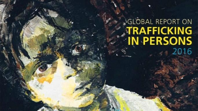 """""""Females make up nearly three-quarters of trafficking victims"""" - United Nations"""