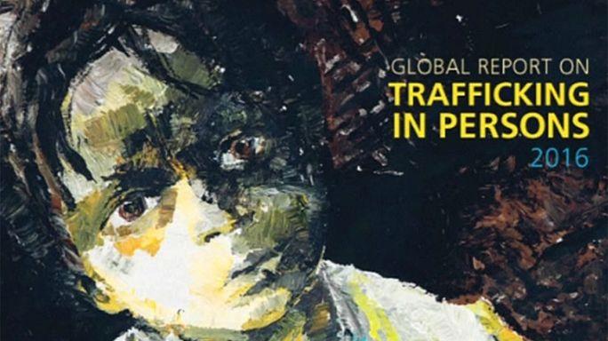 Dünya insan kaçakçılığında rekora koştu