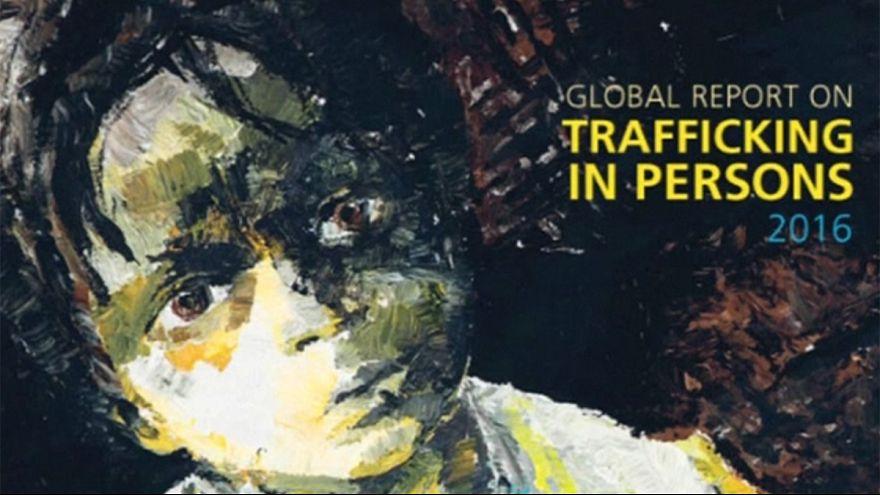 UN-Bericht: Drei Viertel der Opfer von Menschenhändlern sind weiblich
