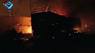 Συρία: Από αεροπορική επιδρομή το πλήγμα στην οχηματοπομπή του ΟΗΕ