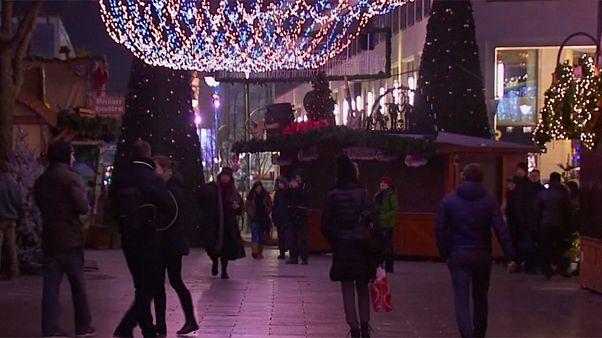 Berlin: Weihnachtsmarkt am Breitscheidplatz öffnet wieder