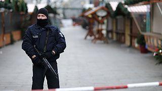 Alman polisi Anis Amri'nin peşinde