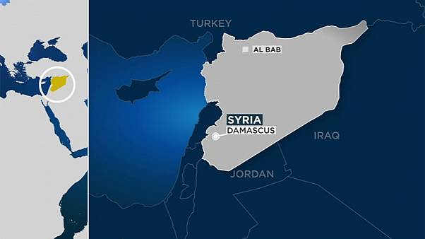 Síria: Ferozes combates em al-Bab