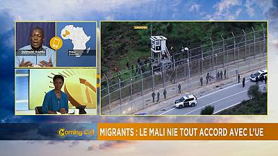 Mali denies agreeing with the EU to repatriate migrants [The Morning Call]