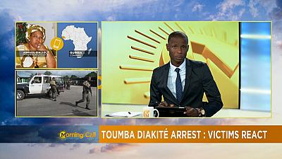 Dadis Camara shooter, Diakite arrested in Dakar Senegal [The Morning Call]