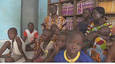 En Côte d'Ivoire, un refuge accueille les enfants victimes de la tradition