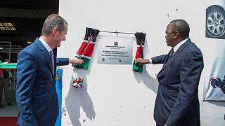 Volkswagen s'installe au Kenya