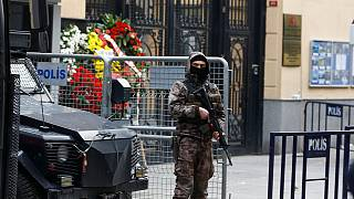 Turkish security over Russian ambassador's murder called into question