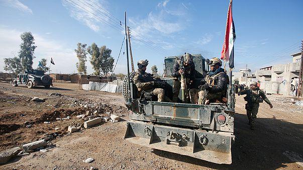 Dutzende Tote bei IS-Selbstmordattentaten im Osten Mossuls