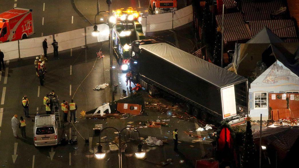 Берлинский теракт: новые улики