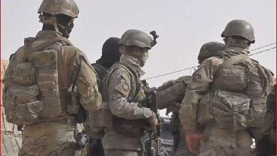 Tunisia raids, destroys terrorist hideout