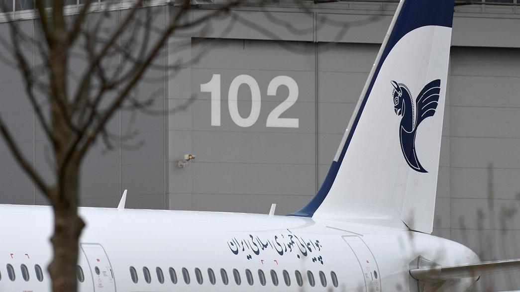 Airbus и Iran Air: окончательное соглашение о поставке самолётов