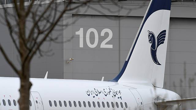 Irán compra cien aviones a Airbus, aunque deja fuera el A380