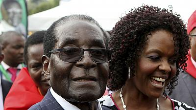 Judge rules against Mrs Mugabe in $1.3m diamond ring case