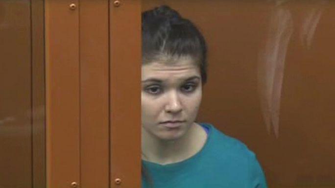 Russia: Tribunale condanna al carcere una presunta affiliata all'Isis
