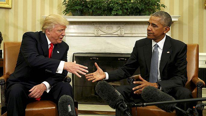 Trump y Putin abogan por fortalecer la capacidad nuclear de EE. UU. y Rusia