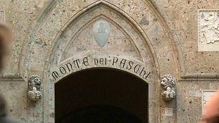 """إيطاليا تقر خطة لإنقاذ """"شيخ"""" المصارف """"مونتي دي باسكي دي سيينا"""""""