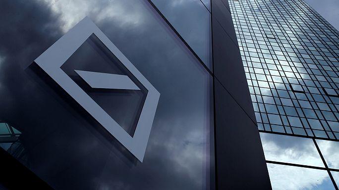 Milliárdokat fizet a Deutsche Bank
