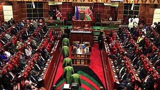 Kenya parliament passes controversial election law [The Morning Call]