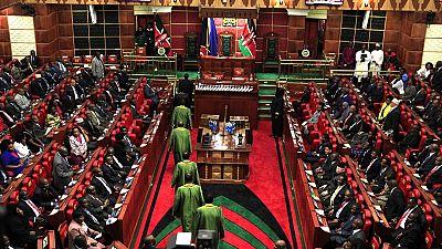 L'opposition kényane appelle à manifester un contre un amendement sur le décompte des résultats des élections de 2017