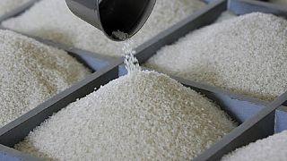 """Il n'y a pas de """"riz en plastique"""" au Nigeria- ministère de la Santé"""