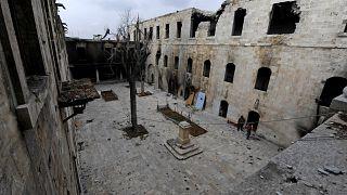 Sok civil halt meg a Szíriában végrehajtott török légicsapásban