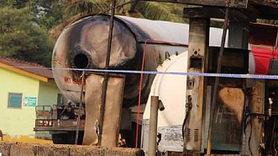 Ghana: Gas explosion caused by 'irresponsible human error' claims 9 lives