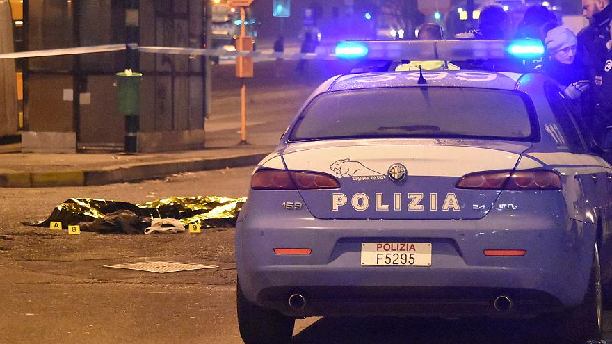 Lelőtték a berlini terrortámadás gyanúsítottját
