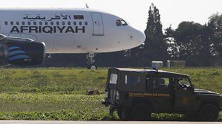 [Direct] Libye : un avion détourné, 109 passagers libérés
