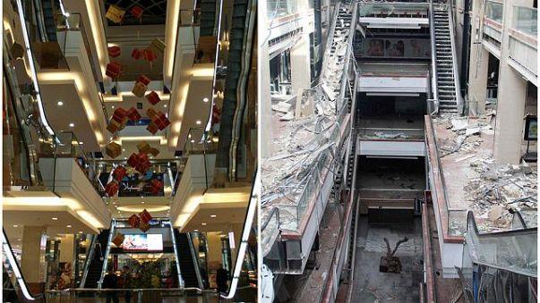 Алеппо: вчера и сегодня