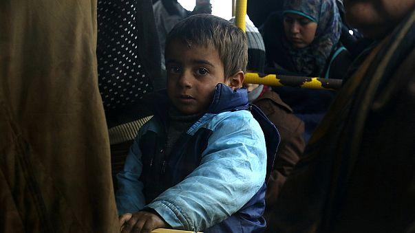 Siria: a spasso per quello che resta della città-martire