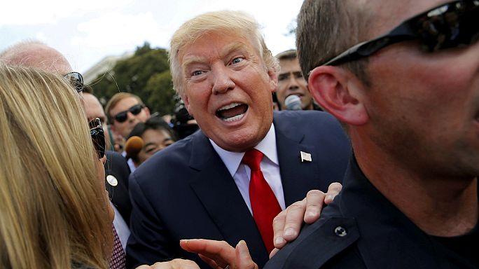 """Donald Trump sugiere que Estados Unidos puede entrar en una """"carrera armamentística"""""""
