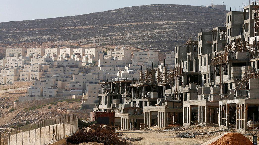 Israel contra ONU pelo colonatos em território palestiniano