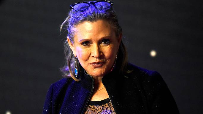 Carrie Fisher victime d'une crise cardiaque