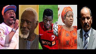 Ces personnalités africaines disparues en 2016