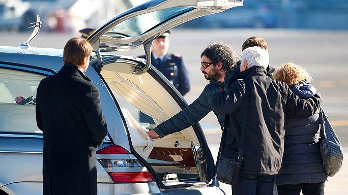 Berlin truck attack: body of Italian victim returns home