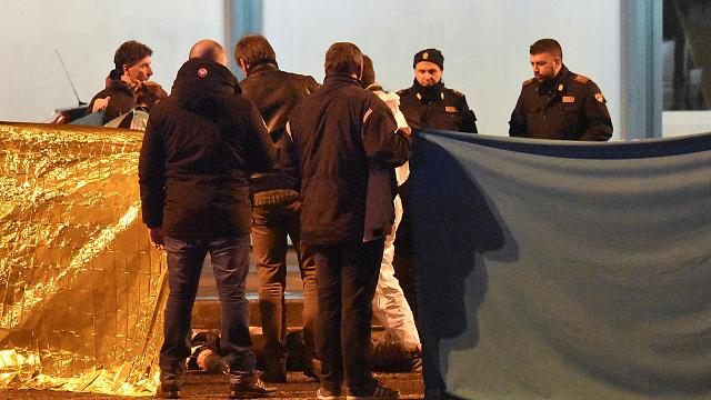 Berlin truck attack: Three detained in Tunisia 'including suspect's nephew'
