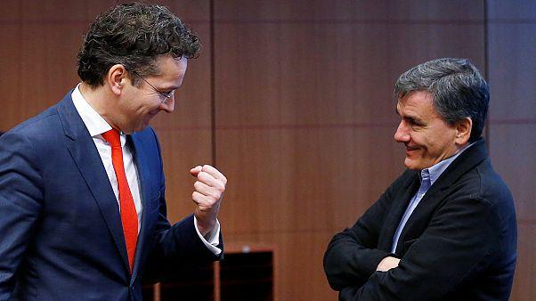 Ντάισελμπλουμ: Ξεπαγώνουν τα βραχυπρόθεσμα μέτρα για το χρέος - Επαρκείς οι δεσμεύσεις Τσακαλώτου