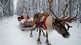 Άγιος Βασίλης έρχεται!