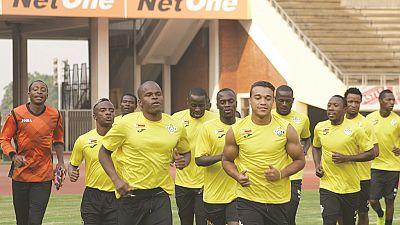 Le Zimbabwe sur la route de la CAN 2017 au Gabon