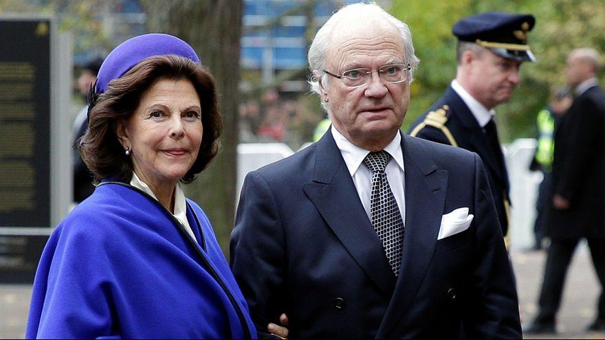 Weihnachten im Krankenhaus: Königin Silvia erleidet Schwindelanfall