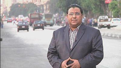 Egypt arrests Al-Jazeera journalist, channel calls for his 'immediate release'