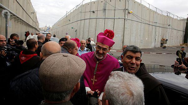 Heiliger Abend in Bethlehem: Christen begehen Feiertag im Westjordanland