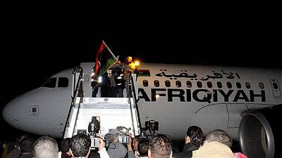 Hijackers of Libyan plane to face charges- Maltese police
