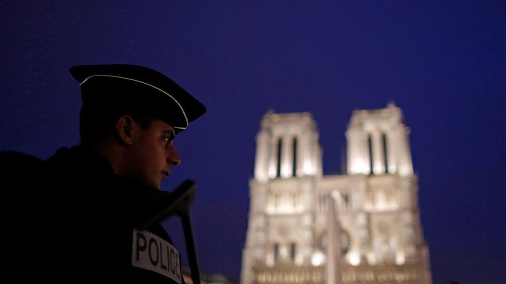 إجراءات أمنية مشددة في أوروبا بالتزامن مع احتفالات اعياد الميلاد