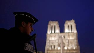 Europe on edge: Tight security amid Christmas terror fears
