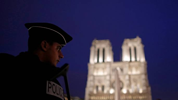Europe on edge: Tight security amid Christmas terror fears
