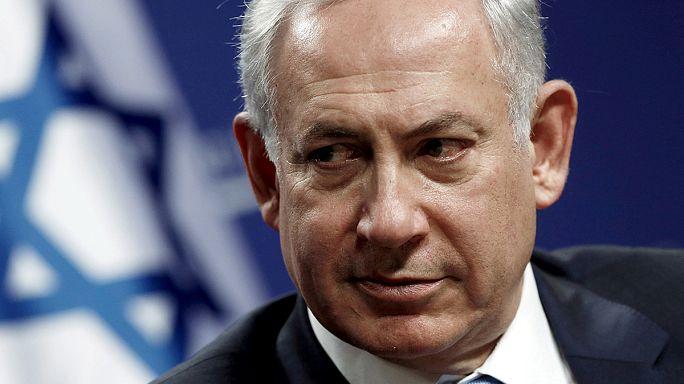 Netanjahu szerint az Egyesült Államok hátba támadta Izraelt