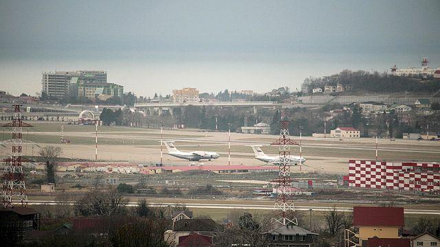 92 человека погибли в результате крушения Ту-154 в Чёрном море